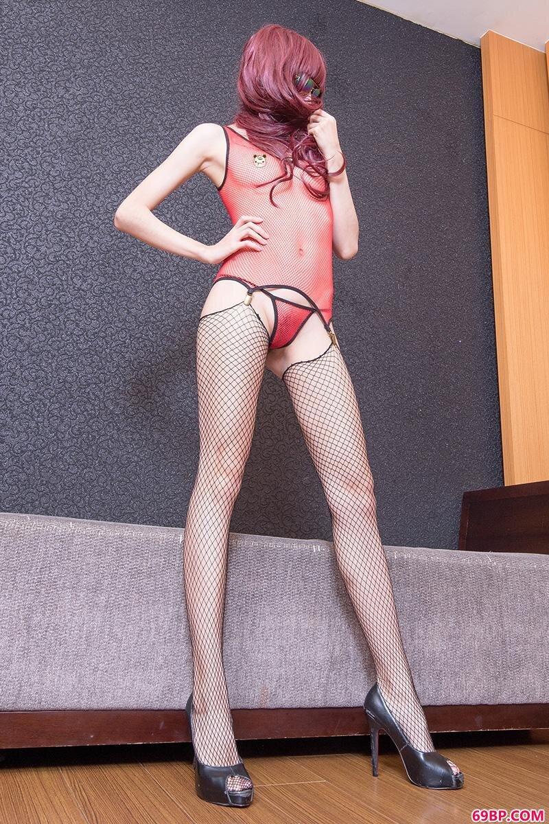 美腿超模第656期Minna_顶级大尺度裸体