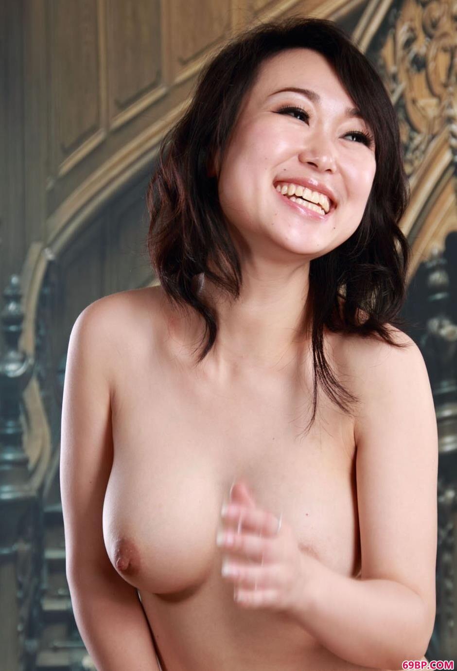 裸模sulei艺术美体8