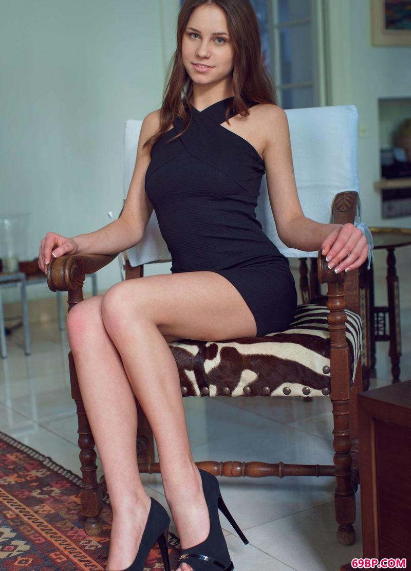 纤柔的时尚靓女Barbara